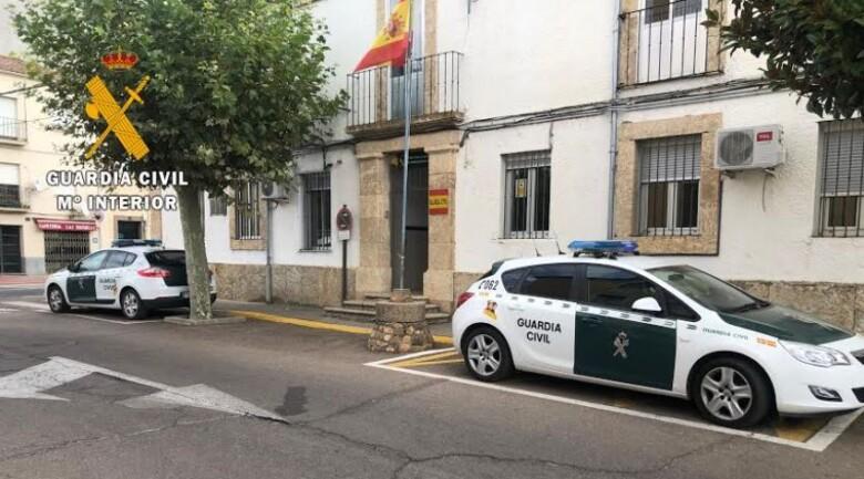 guardia civil fraude ciudad rodrigo