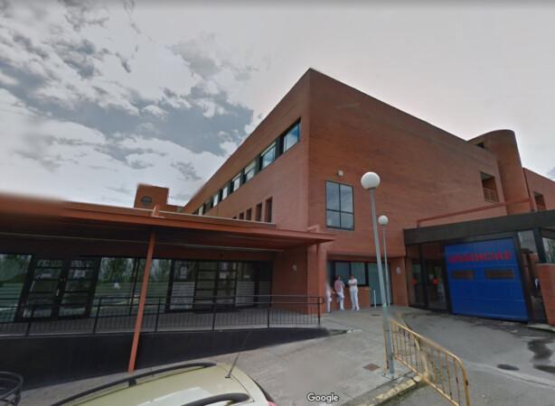 Hospital del Bierzo, Ponferrada.