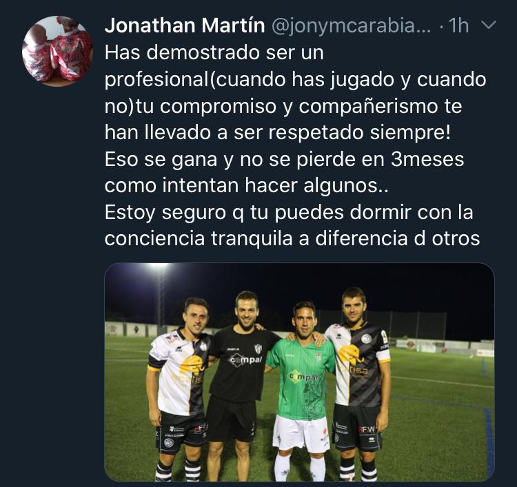 Tuit Jonathan Martin