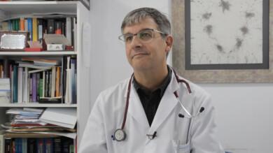 Pedro Luis Sánchez, jefe del Servicio de Cardiología de Salamanca.