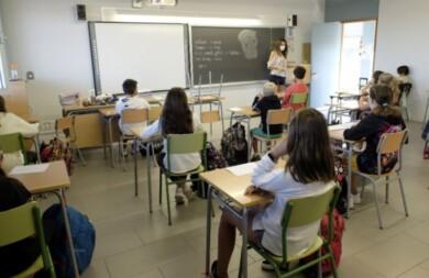 primer dia curso escolar