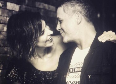 Raquel Perera y Alejandro Sanz. Foto. Instagram.
