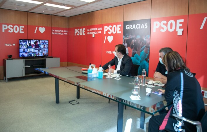 reunion virtual consejo territorial psoe ical