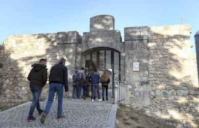 Ricardo Ordóñez ICAL. Una aplicación muestra las batallas que se desarrollaron en el Castillo de Burgos