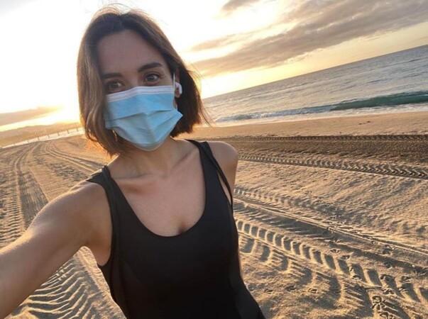 Tamara Falcó. Foto. Instagram.