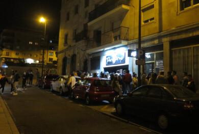 aglomeraciones bar copas ocio nocturno 2
