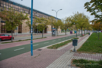 Campus Unamuno este 1 de octubre, apertura del curso universitario en Salamanca.