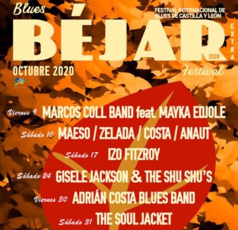 Festival Blues Béjar