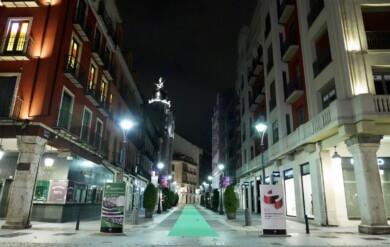 calle santiago valladolid entrada toque queda ical