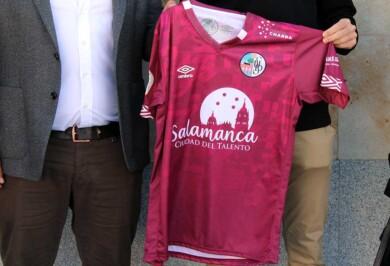 Segunda Camiseta Salamanca
