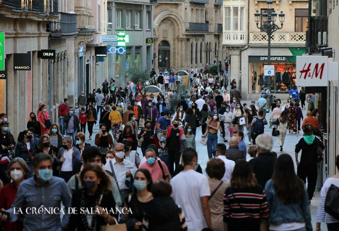 Pandemia Salamanca