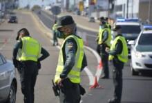 Guardia Civil Control de tráfico. (17)