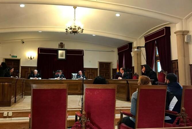 Audiencia Provincial Salamanca