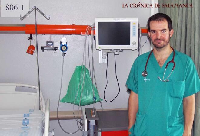 Luis López Mesonero - Ictus