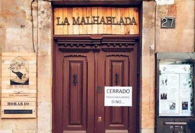 La Malhablada
