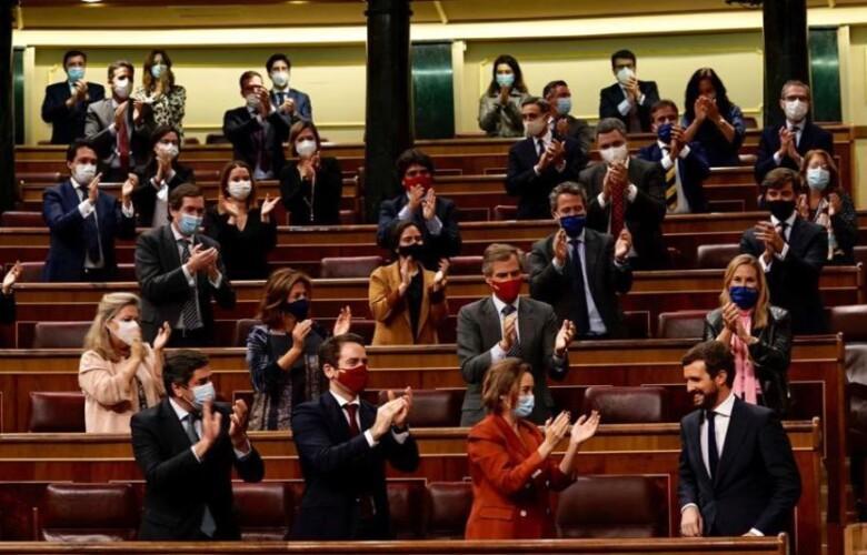 pablo casado mocion censura