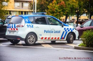 policia local coche