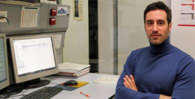 Javier Ignacio Muñoz González recibe uno de los primeros Premios al Talento Novel
