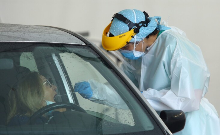 prueba test pcr enfermera ponferrada ical