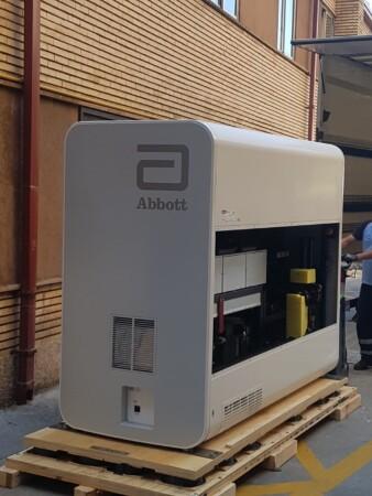 Robot PCR