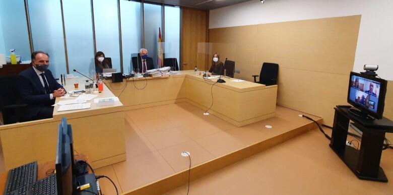 tsjcyl comision permanente de gobierno ical
