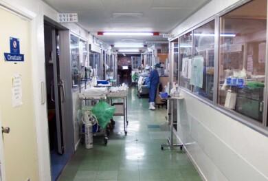uci hospital clinico