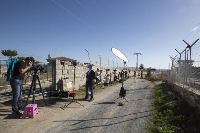Ricardo Muñoz / ICAL. Instituciones Penitenciarias confirma el fallecimiento de Rosario Porto en el Centro Penitenciario de Brieva (Ávila)