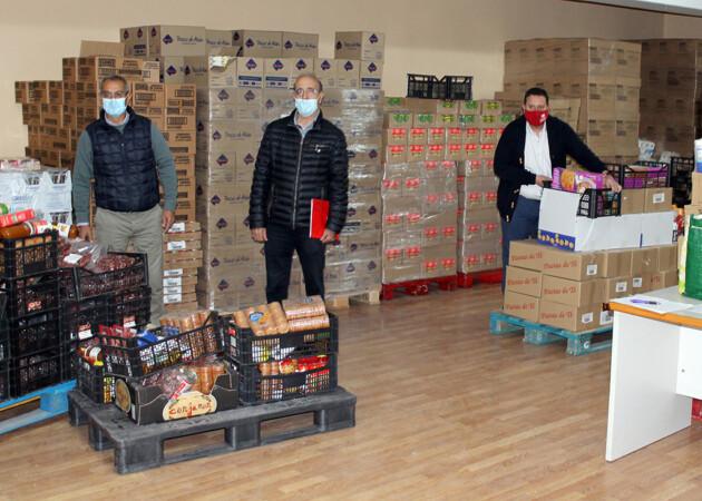 ICAL. Cajas Solidarias y Agustinos Recoletos se alían para ayudar a las familias más necesitadas de Salamanca