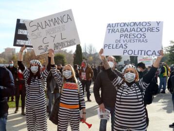 hosteleros protestan valladolid ical