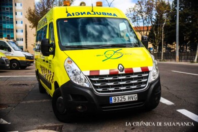 ambulancias hospital virgen de la vega 13 nov david martin (9)