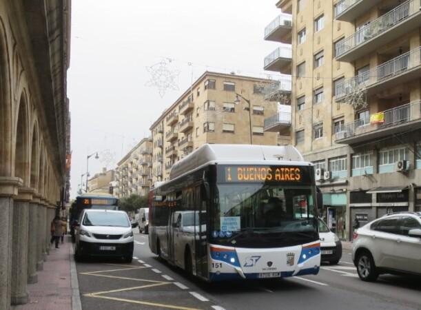 autobus urbano buenos aires
