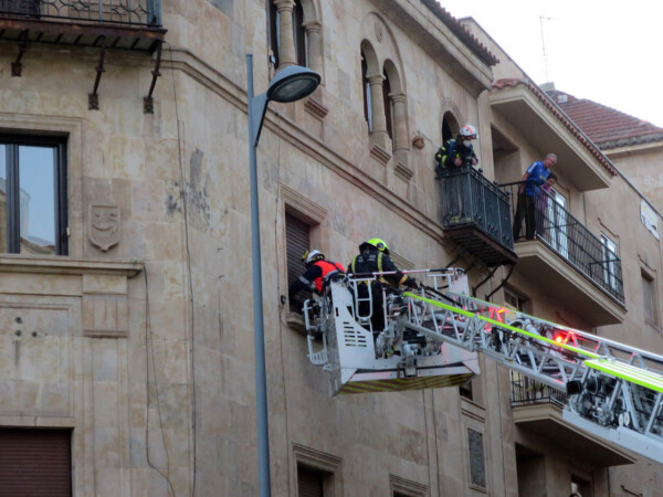 bomberos calle san justo