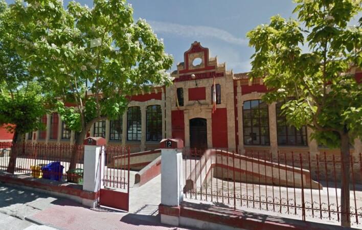 colegio san francisco ciudad rodrigo