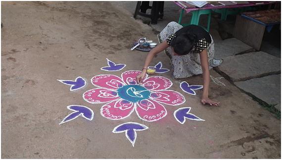 Diwali, el Festival de la Luz de la India.