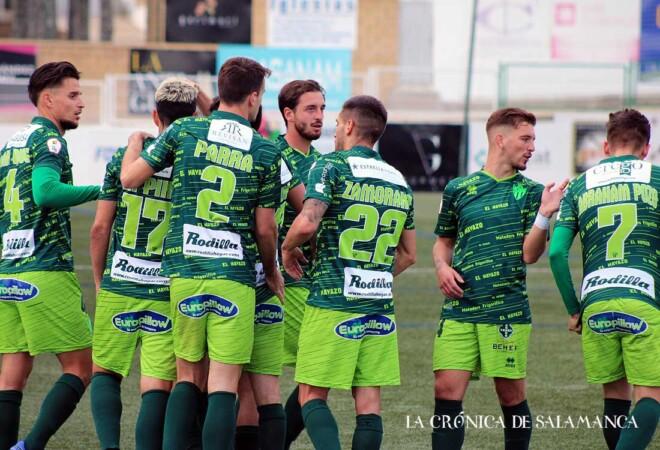 Guijuelo - Salamanca CF