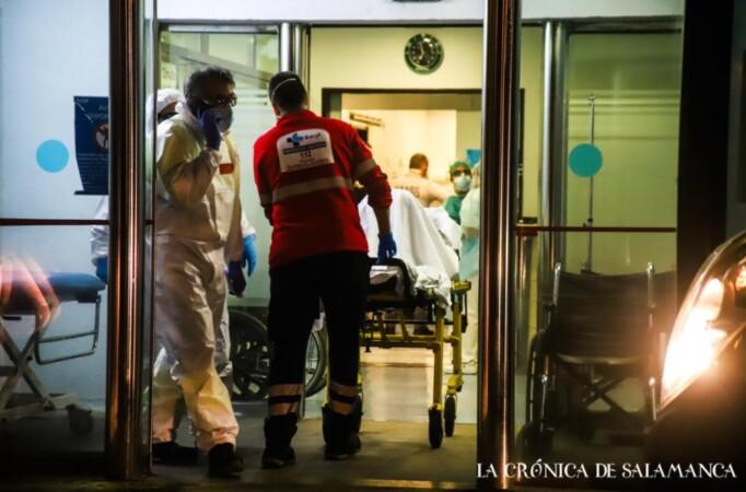 hospital clinico coronavirus