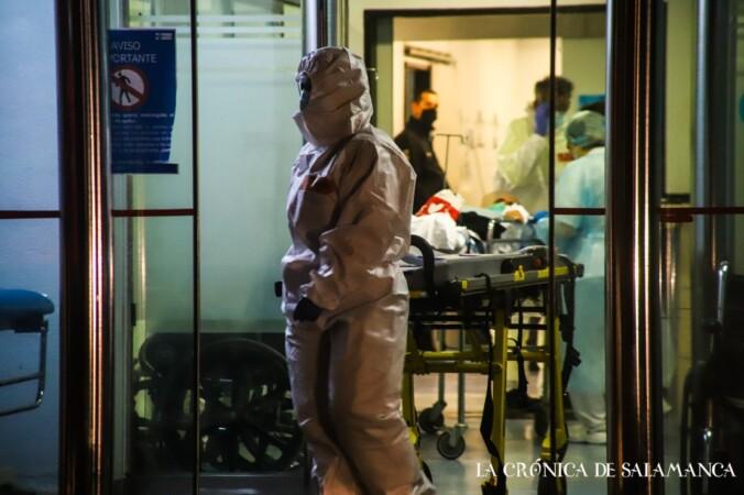 hospital clinico coronavirus david martin