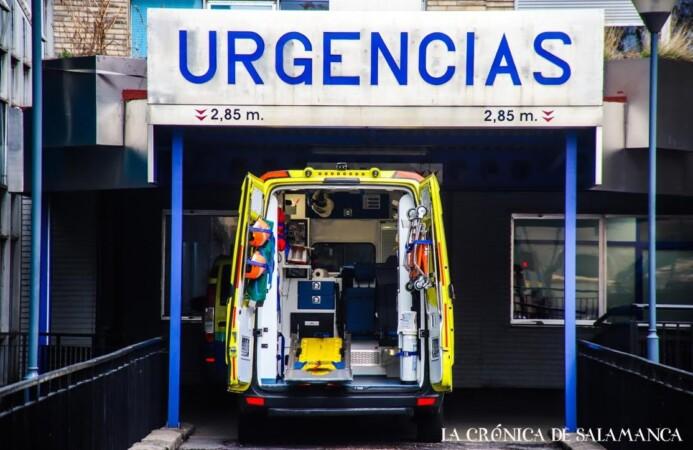 hospital virgen vega urgencias