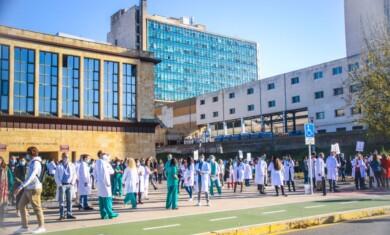 medicos protestan decretazo david martin