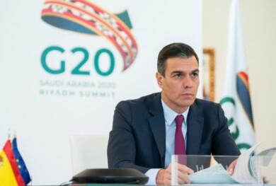 pedro sanchez g20 moncloa