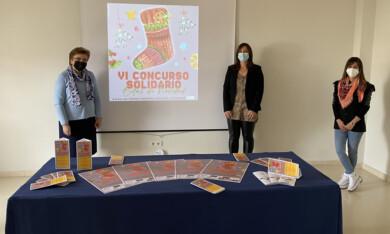 Presentación VI concurso solidario Navidad de Guijuelo.