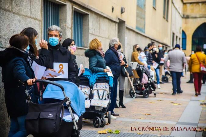 protesta maria auxiliadora Ley Celaa foto david martin (1)