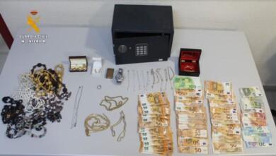robo albaneses guardia civil