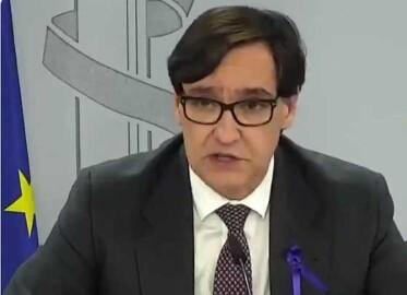 salvador illa ministro sanidad 25 nov