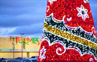 centro comercial tormes navidad