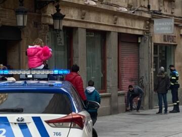 posada animas cierre salida emergencia discoteca policia fiesta ilegal