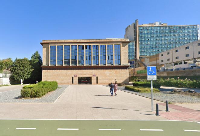 Facultad de Enfermería de Salamanca.