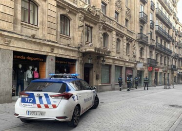 fiesta ilegal discoteca policia local (2)