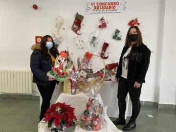Ganadora del VI Concurso Botas de Navidad de Guijuelo