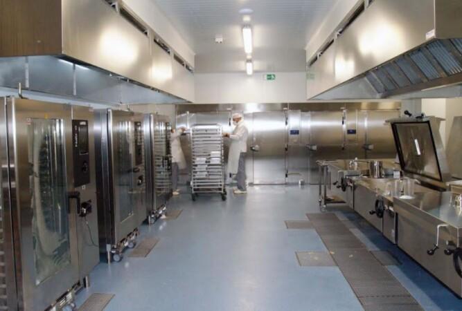 hospital nuevo cocina central